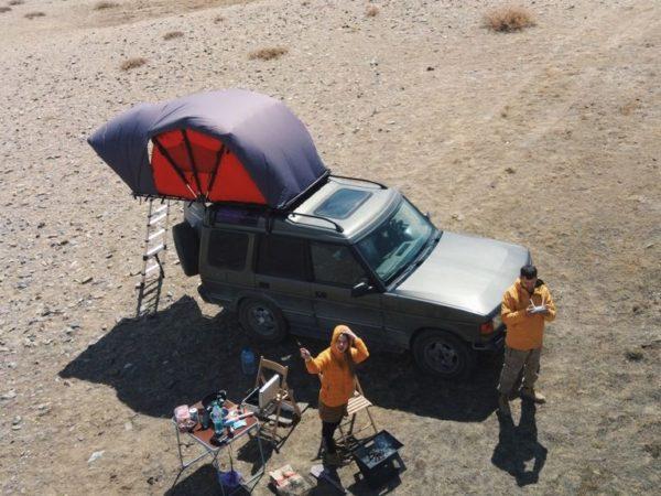 Как внезапно мы стали производить автомобильные палатки