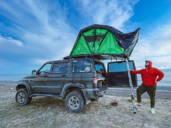 Развенчиваем топ-10 стереотипов о палатках на крышу авто